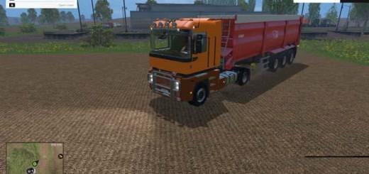 the daf xf truck show pack v1 0 farming simulator 2015 15 ls mod. Black Bedroom Furniture Sets. Home Design Ideas