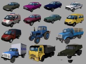 Russian Transport Pack 1.0 FS 2015 (1)