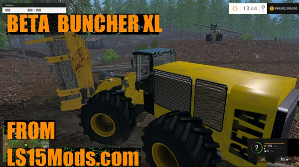 Beta Buncher XL FS15