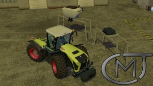 CLAAS Xerion 4500 Tractor V 1 (10)