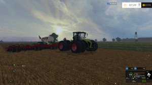 CLAAS Xerion 4500 Tractor V 1 (11)