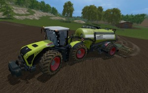 CLAAS Xerion 4500 Tractor V 1 (2)