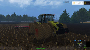 CLAAS Xerion 4500 Tractor V 1 (3)