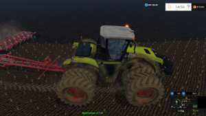 CLAAS Xerion 4500 Tractor V 1 (4)