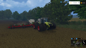 CLAAS Xerion 4500 Tractor V 1 (5)