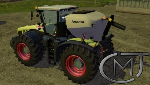 CLAAS Xerion 4500 Tractor V 1 (6)