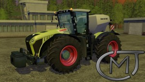 CLAAS Xerion 4500 Tractor V 1 (7)