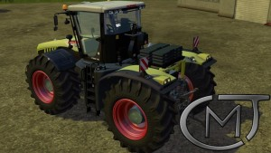CLAAS Xerion 4500 Tractor V 1 (8)