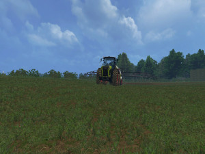 CLAAS Xerion 4500 Tractor V 1 (9)