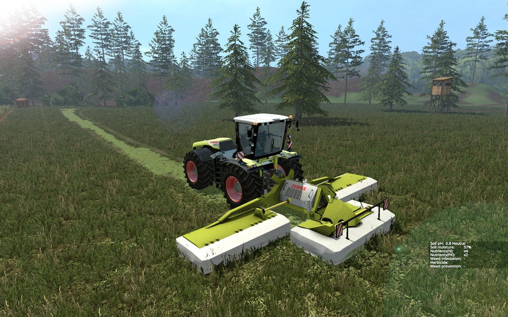 Claas Disco 9300C FS 2015 - Farming simulator 2015 / 15 LS mod: www.farming2015mods.com/farming-simulator-2015/implements-tools...