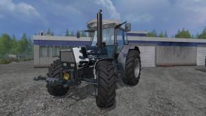 Deutz AgroStar Little Black Beast Tractor V 1 (1)