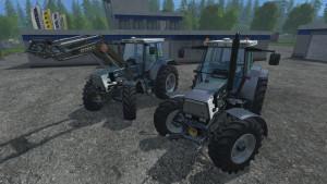 Deutz AgroStar Little Black Beast Tractor V 1 (2)