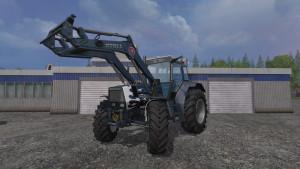 Deutz AgroStar Little Black Beast Tractor V 1 (5)