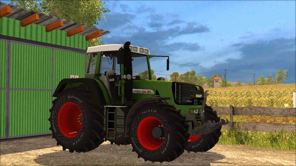 Fendt 930 TMS Tractor V 3.0 Fixed