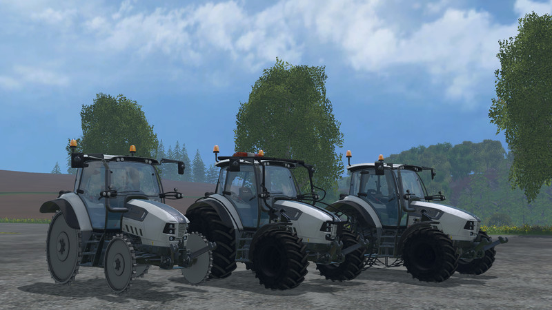 Lamborghini Nitro 120 Tractor V 1 0 Normal Farming Simulator 2019