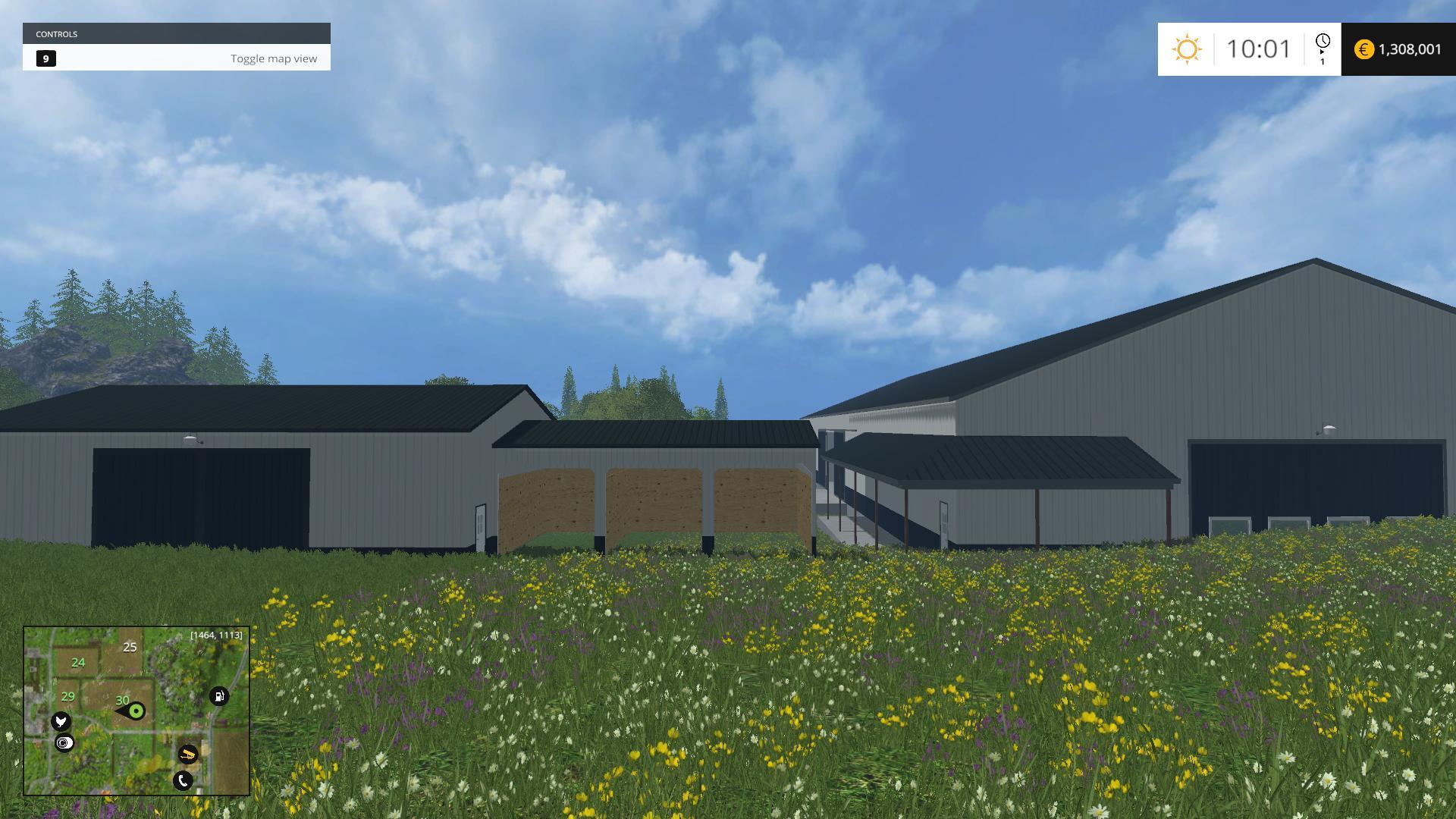Morton Building 1 And 2 Fs 2015 Farming Simulator 2019