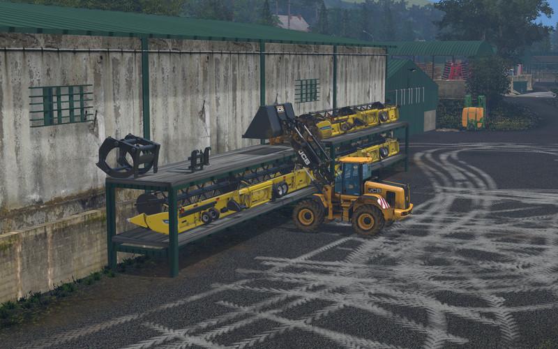 Shelf Attachments V 1 0 FS 15 Farming Simulator 2015