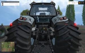 Taurus Tractor V 1.2 Original Interior (10)
