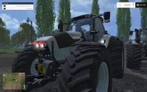 Taurus Tractor V 1.2 Original Interior (11)
