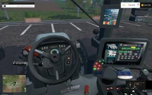 Taurus Tractor V 1.2 Original Interior (12)