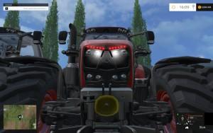 Taurus Tractor V 1.2 Original Interior (14)