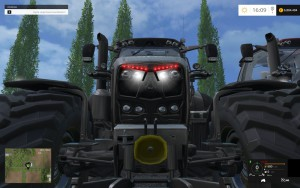 Taurus Tractor V 1.2 Original Interior (18)