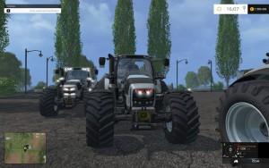 Taurus Tractor V 1.2 Original Interior (3)