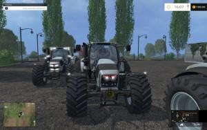Taurus Tractor V 1.2 Original Interior (4)