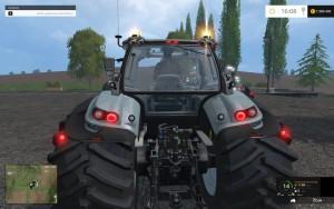 Taurus Tractor V 1.2 Original Interior (5)