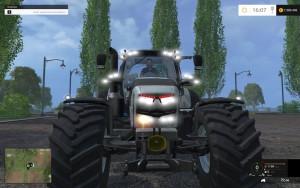 Taurus Tractor V 1.2 Original Interior (6)