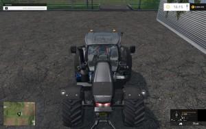 Taurus Tractor V 1.2 Original Interior (7)