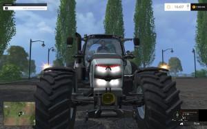 Taurus Tractor V 1.2 Original Interior (8)
