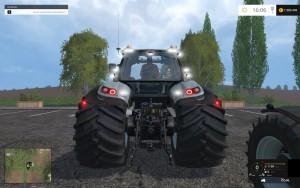 Taurus Tractor V 1.2 Original Interior (9)