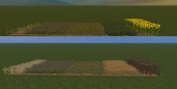 Fs 2019 Mods >> EmptyMap with Multifruits Map - Farming simulator 2019 / 2017 / 2015 Mod