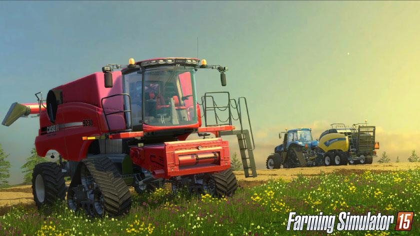 Farming Simulator 2015 (2)
