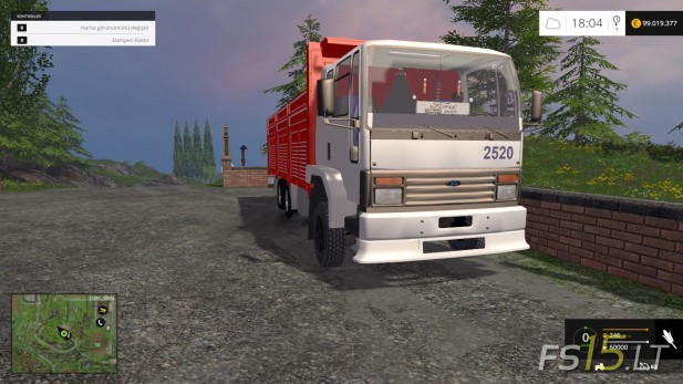kamyon simulator 2019