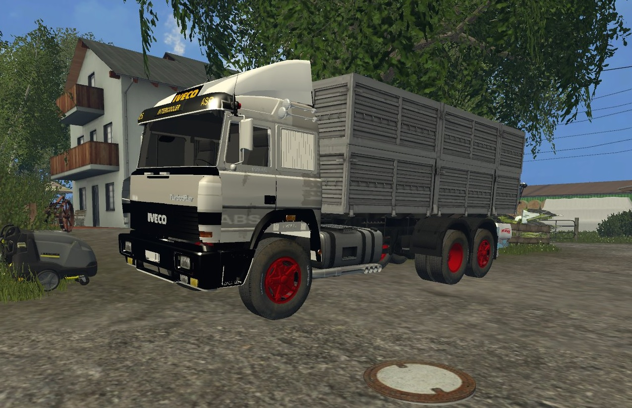 Iveco Turbo Star Truck V1 0 Beta Farming Simulator 2019