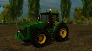 JOHN DEERE 8370 Tractor V3 (1)
