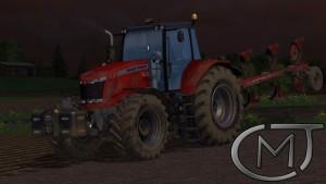 Massey Ferguson 7626 Tractor V 1 (3)