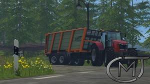 Massey Ferguson 7626 Tractor V 1 (4)