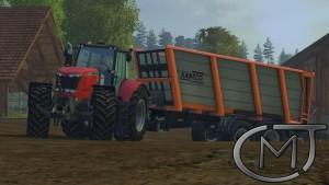Massey Ferguson 7626 Tractor V 1 (5)