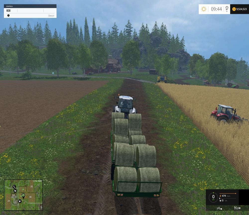 Farming Simulator 2017 / 2015