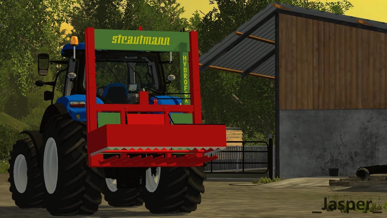 STRAUTMANN HYDRO...V Is For Vegetables