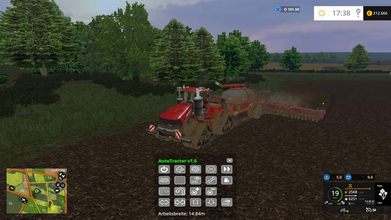 Autotractor V 2 0 Fs15 Farming Simulator 2019 2017