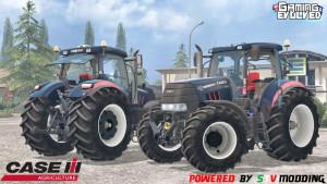 Case Puma 230CVX Tractor V 2 (1)