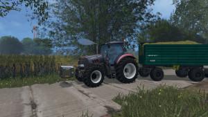 Case Puma 230CVX Tractor V 2 (11)