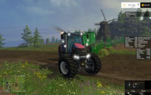 Case Puma 230CVX Tractor V 2 (14)