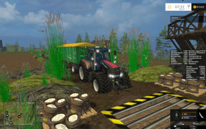 Case Puma 230CVX Tractor V 2 (17)
