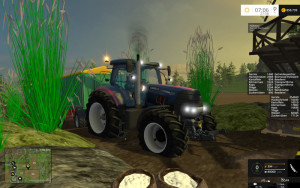Case Puma 230CVX Tractor V 2 (7)