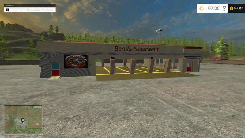 Firemen Björnholm Map V 3 0 Funktioniert - Farming simulator